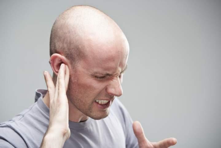 درمان درد گوش